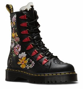 DR MARTENS NYBERG BLACK AUNT SALLY